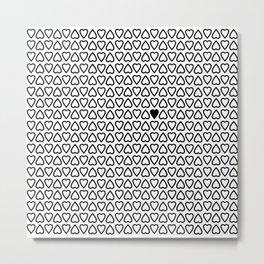 pattern 01 Metal Print