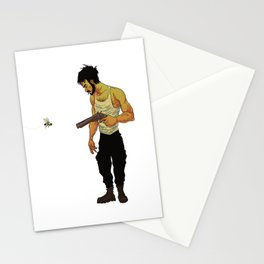 Bum Fly Stationery Cards
