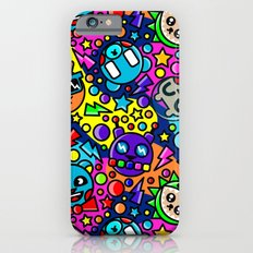 Bear Picnic iPhone 6s Slim Case