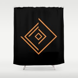 Equilateral Shower Curtain