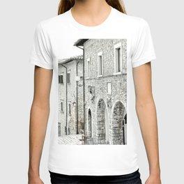 Italian street view 02 T-shirt