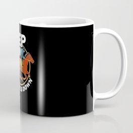 Horse Jockey Coffee Mug
