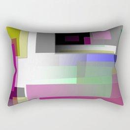 backspace 1 Rectangular Pillow