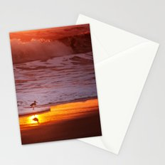Sunny Sandpiper Stationery Cards