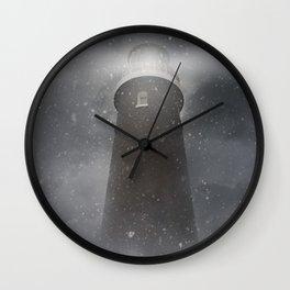 An old lighthouse Wall Clock