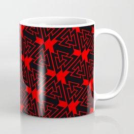 Valknut Pattern Coffee Mug