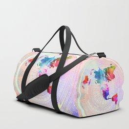 Flat Earth Duffle Bag