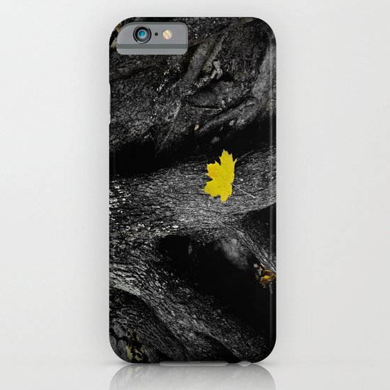 A spark of color iPhone & iPod Case
