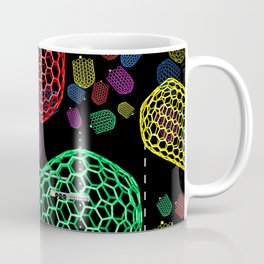 """Sheldon Wears Nanotubes""© Coffee Mug"