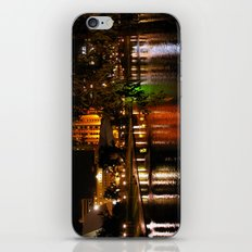Night Time on the Torrens iPhone & iPod Skin