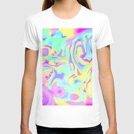 Constructive character Trippy T-shirt