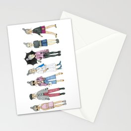 STYLISH GRANNIES Stationery Cards