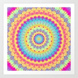 Mandala 235 Art Print