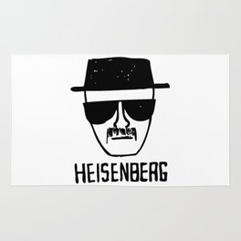 Breaking Bad heisenberg Rug
