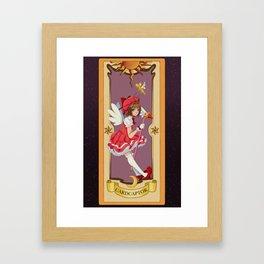 Clow Card Framed Art Print