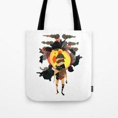 I am a bird now Tote Bag