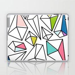 Shine Bright | Colorful Geo Gems Laptop & iPad Skin