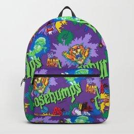 Vintage 90's Pattern Backpack
