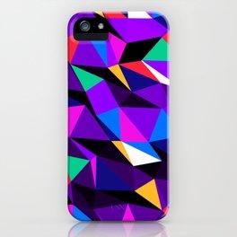 Let's Go Crazy iPhone Case