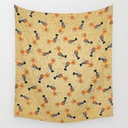 Punky Upupa Wall Tapestry