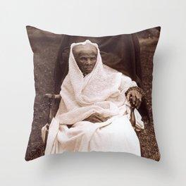 Harriet Tubman 1911 Throw Pillow