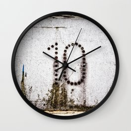 Top Ten Wall Clock