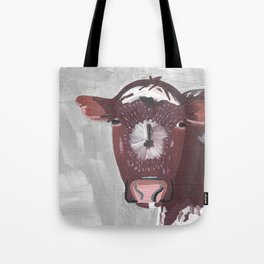 A Cow Named Frosty Tote Bag