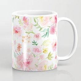 All the Peonies Coffee Mug