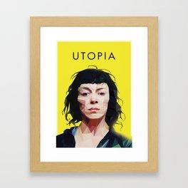 Where is Jessica Hyde? Framed Art Print