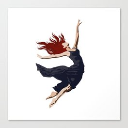 LARISSA Canvas Print