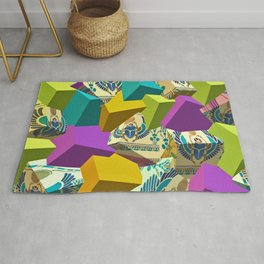 Summer Collection Egypt Skorobey Beetle Rug