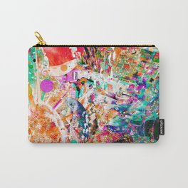 Psychedelic World Carry-All Pouch