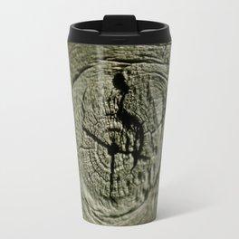 Nothing but wood! Travel Mug