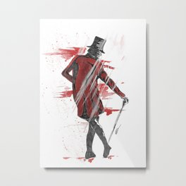 This Is The Greatest Show Metal Print
