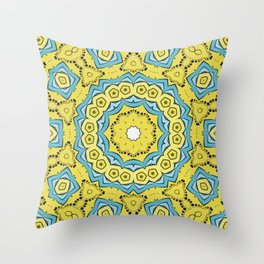 relaxing colors Throw Pillow