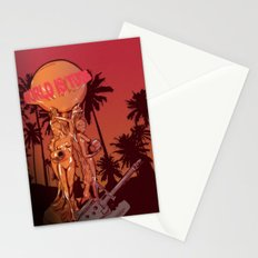 Scarface (world is yours) Stationery Cards