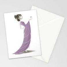 Cherry Martini Stationery Cards