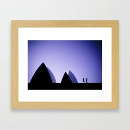 Sydney Opera House 1 Framed Art Print