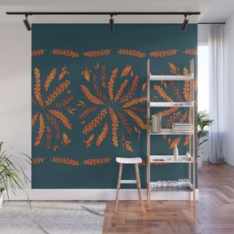 ethnic Wall Mural