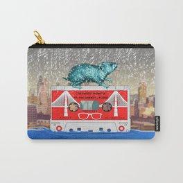 """Brooklyn"" Illustration Denis Dubois Carry-All Pouch"