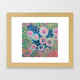 Dream Vacay Framed Art Print