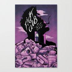 FightClub Canvas Print