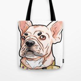 French Bulldog Dog Tote Bag