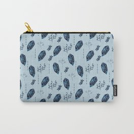 Abstract pattern design with gem stones Carry-All Pouch
