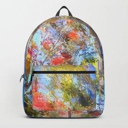 Sleepy Hollow Autumn Art Backpack