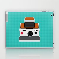 Polaroid SX-70 Land Camera Laptop & iPad Skin