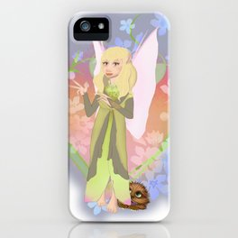By gelfling hand iPhone Case