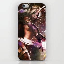 League of Legends SORAKA iPhone Skin