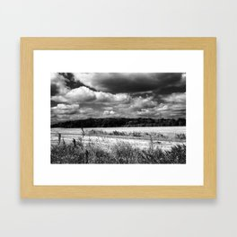 Southern Indiana Framed Art Print