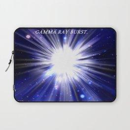 GAMMA RAY BURST. Laptop Sleeve